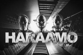 Haraamon uusi EP kuunneltavissa