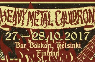 Lokakuussa järjestettävä Heavy Metal Cauldron julkaisi lisää esiintyjiä