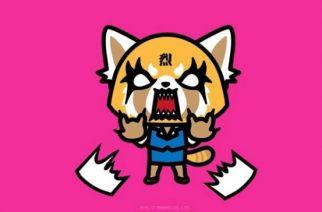Hello Kitty sai haastajan Aggretsukosta: vihaa pomoaan, juo olutta ja tykkää death metallista