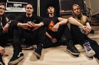 Jyväskyläläinen thrash-partio Inkvisitor etsii uutta vokalistia