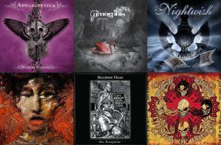 Kaaoszinen aikamatka: nämä tunnetut rock- ja metallialbumit täyttävät 10 vuotta tänä vuonna