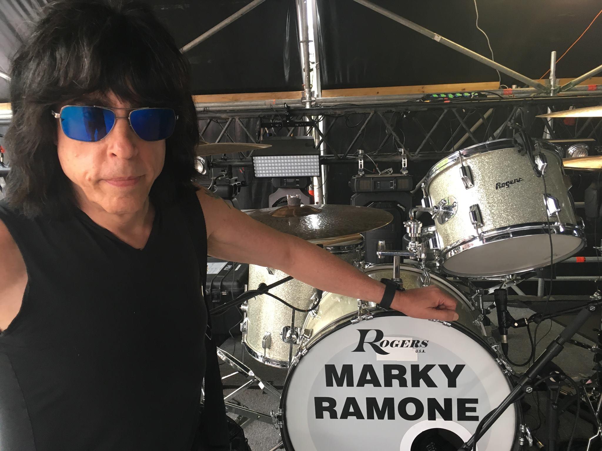 Mies joka on saavuttanut kaiken – haastattelussa Marky Ramone
