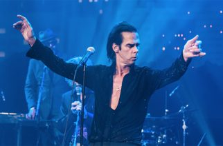 Nick Cave -livevideo