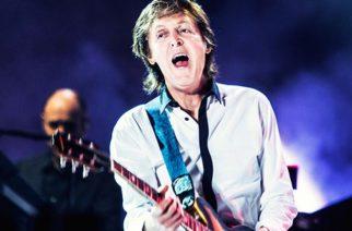Paul McCartney haastoi Sonyn oikeuteen saadakseen oikeudet The Beatlesin vanhoihin kappaleisiin