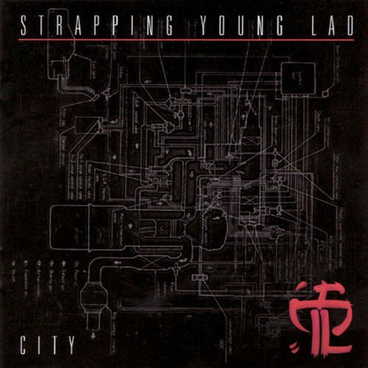 Klassikkoarvostelu: Strapping Young Lad – City (1997)