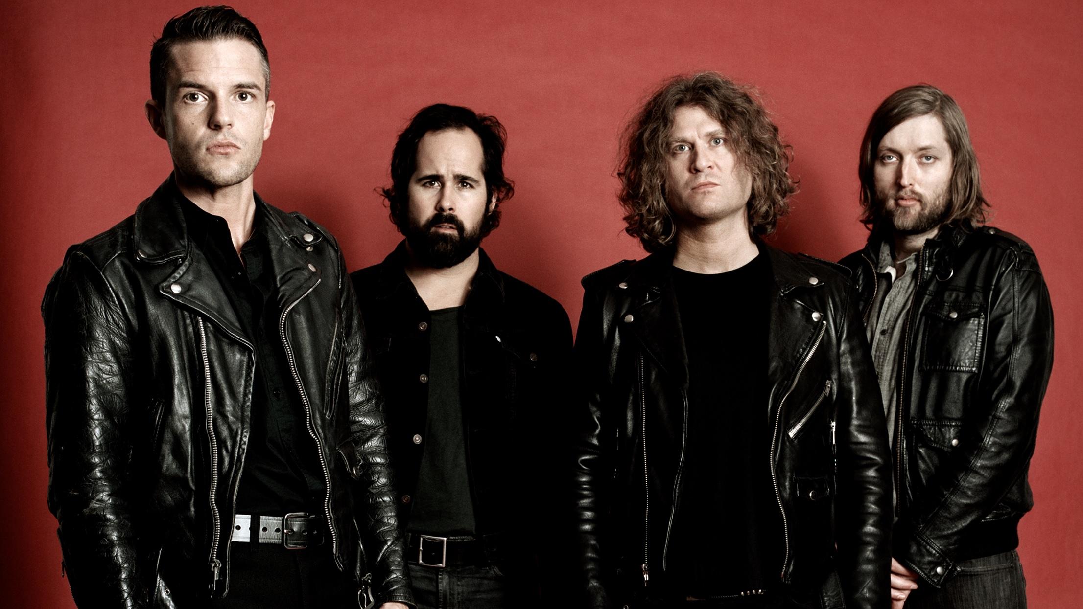 The Killers coveroi Musea Lollapaloozassa