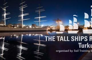 Tall Ships Racesin yhteydessä järjestetään kaksipäiväinen festivaali Turun Linnanpuistossa