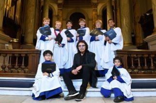 Black Sabbath -legenda sävelsi birminghamilaiskirkolle kuorolaulun: kuuntele lopputulos
