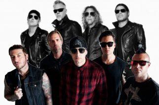 """Katso mashup, jossa yhdistyvät Avenged Sevenfoldin """"Shepherd Of Fire"""" ja Metallican """"Enter Sandman"""" -kappaleet"""