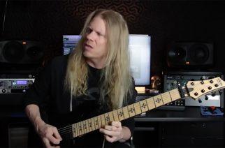 Rob Scallonin uusimmalla videolla vierailee Arch Enemyn kitaristi Jeff Loomis