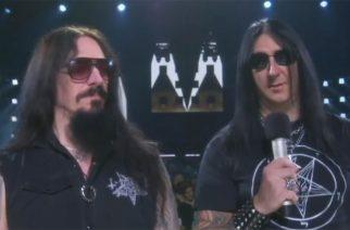 Dark Funeral voitti Ruotsin P3 Guld -palkinnon