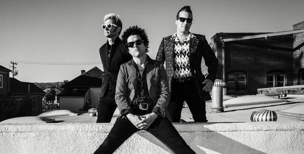 Green Dayn toukokuinen keikka Hartwall Areenalla peruuntuu
