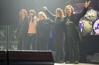"""Black Sabbath julkaisi virallisen livevideon """"Paranoid"""" -klassikkonsa viimeisestä livevedosta"""