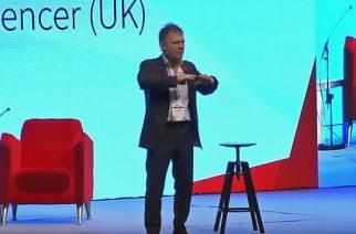 Iron Maidenin Bruce Dickinson tunnetaan maailmalla terävänä liikemiehenä: katso miehen pitämä puhe Kroatiasta