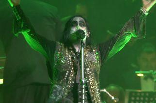 """Näin taipuu Dimmu Borgirilta """"Mourning Palace"""" bändin tulevalla DVD:llä"""