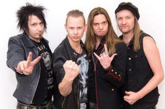 Ruotsin hard rock-ylpeys Eclipse esittelee uuden sinkun tulevalta levyltään