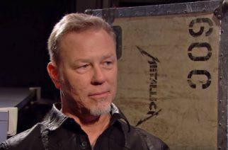 "James Hetfield näyttelee uudessa ""Extremely Wicked, Shockingly Evil, And Vile"" -trillerissä"