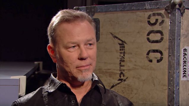 James Hetfield Sex 8