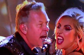 """Metallican James Hetfield ylistää Lady Gagaa: """"Hän on äärimmäisen luova ja peloton artisti"""""""