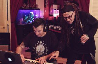 Ministry studioon nauhoittamaan uutta materiaalia