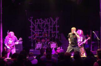 Napalm Death kiertää Eurooppaa huhtikuussa Brujerian ja Power Tripin kanssa