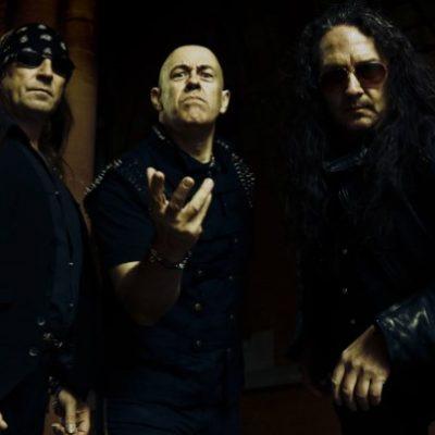 Black metal -legenda Venomin alkuperäisten jäsenten luotsaama Venom Inc. Helsinkiin lokakuussa