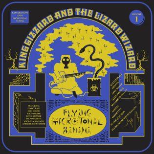 Psykedeelistä kielijumppaa – Arviossa King Gizzard & The Lizard Wizard – Flying Microtonal Banana