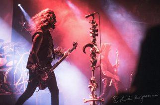 """Archgoat julkaisi kolmannen näytekappaleen """"The Luciferian Crown"""" -albumiltaan"""