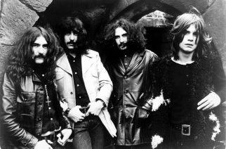 """Tony Iommi on aloittanut uudelleenmiksaamaan Black Sabbathin mollattua """"Forbidden""""-albumia"""