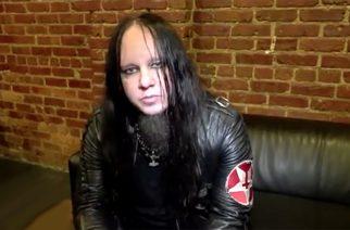 Joey Jordison listasi bändit, jotka kuuluvat hänen unelmakiertueeseen