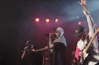 Superkokoonpano Prophets Of Ragen livekeikka Rock Am Ringista katsottavissa kokonaisuudessaan