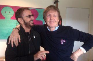 Ringo Starr ja Paul McCartney työstävät yhdessä uutta kappaletta