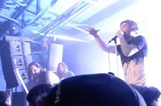 Suicide Silence esitti viisi kappaletta uudelta levyltään – katso fanien kuvaamia videoita