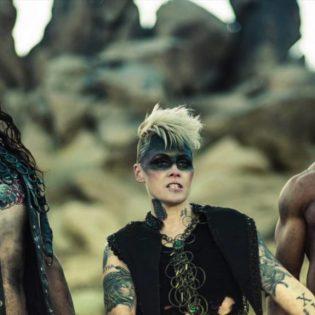 Otep Shamayan luotsaamalta Otepilta uusi musiikkivideo