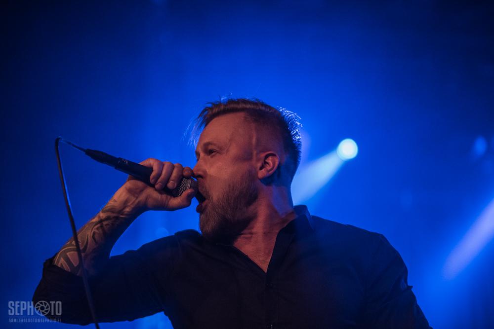 The Hypothesis-yhtyeen vokalisti Antti Seppälä on kuollut