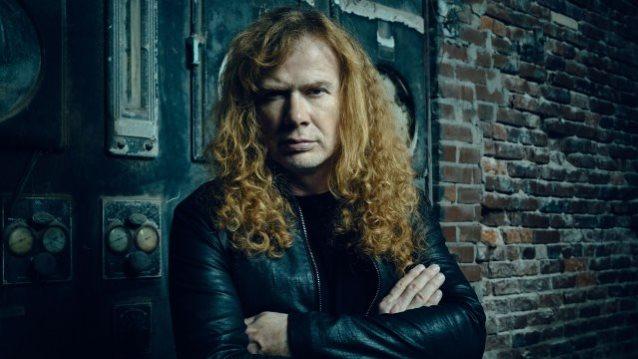 Megadethin Dave Mustaine valmis tekemään myöntymyksiä ...