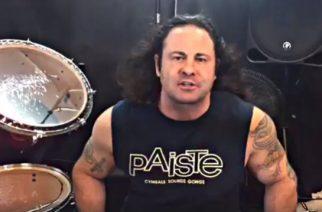 Kornin alkuperäiseltä rumpalilta David Silverialta uusi yhtye Core 10