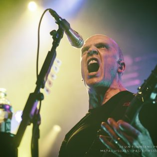 Devin Townsend Project - The Circus 28.2.2017 a