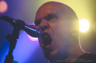 Devin Townsend Project - The Circus 28.2.2017 f