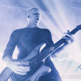 Devin Townsend Project - The Circus 28.2.2017 g