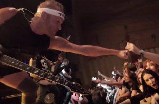 Killswitch Engagen livevideoita katsottavissa Sydneysta Australiassa