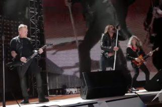 Metallica esiintyi Iggy Popin kanssa Mexico Cityssa: ammattilaisten kuvaama livevideo tarjolla vedosta