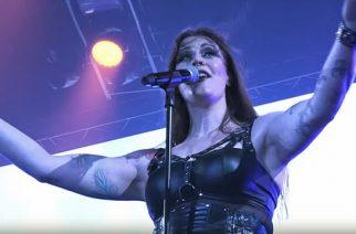 Nightwishin Floor Jansen synnytti terveen tyttövauvan