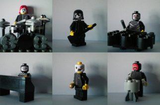 Legon fanit kasasivat tukun eri metallibändien hahmoja: mukana mm. Slipknot, Metallica sekä Iron Maiden