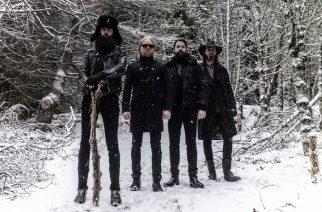 Tunnelmallista rockia Islannista: Sólstafirin uusi kappale Kaaoszinen ensisoitossa