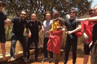 Stick To Your Guns soitti ensimmäisenä metallibändinä Keniassa: katso video bändin keikalta