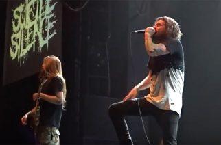 Suicide Silence Moskovan livekeikka 2017