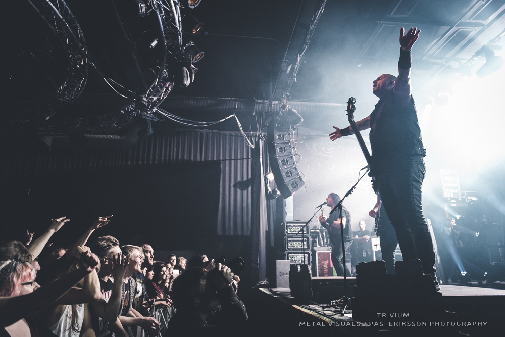 <strong>Trivium @ The Circus</strong>