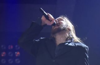 Louis-Paul Gauvreau vauhdissa Kanadan The Voice of Québecissa: lauloi livelähetyksissä black metallia