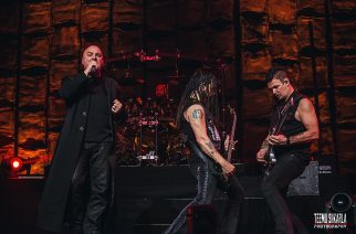Disturbed, Hartwall Arena